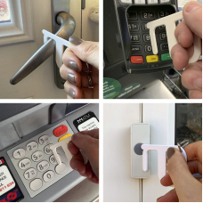 Bezpieczny klucz higieniczny