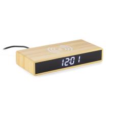 Zegar na biurko z ładowarką indukcyjną INDUCTO