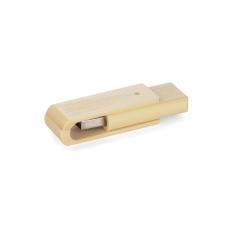 Pamięć USB bambusowa TWISTER 16 GB