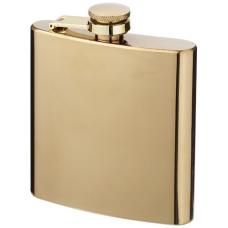 Złota piersiówka Elixer o pojemności 175 ml