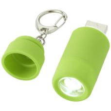 Brelok z latarką ładowany przez USB Avior