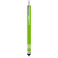 Długopis aluminiowy ze stylusem Zoe