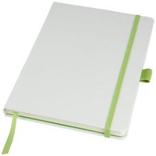 Kolorowy notes A5 Meyla w twardej okładce