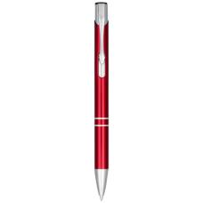 Długopis automatyczny Moneta z anodyzowanego aluminium