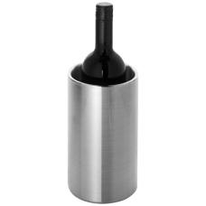 Dwuwarstwowy cooler do wina ze stali nierdzewnej Cielo