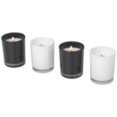 4-częściowy zestaw świec zapachowych Hills