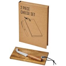 2-elementowy zestaw do serów Reze