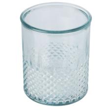 Podstawka na podgrzewacz ze szkła z recyklingu Estrel
