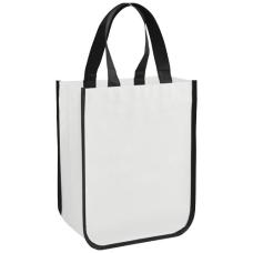 Mała laminowana torba na zakupy Acolla