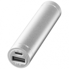 Aluminiowy akumulator powerbank Bolt 2200 mAh