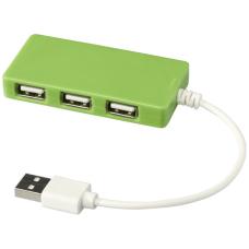 4-portowy hub USB Brick