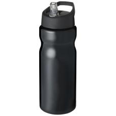 Bidon H2O Base® o pojemności 650 ml z wieczkiem z słomką