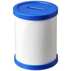Okrągły pojemnik na pieniądze Rafi