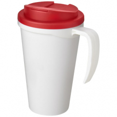 Americano Grande 350 ml mug with spill-proof lid