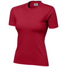Damski T-shirt Ace z krótkim rękawem