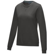Damska organiczna bluza Jasper wykonana z GRS z recyclingu i posiadająca certyfikat GOTS