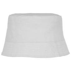 bialy, kapelusz przeciwsloneczny dla dzi