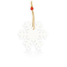 Świąteczna zawieszka (choinka, renifer, płatek śniegu)