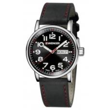 Zegarek Wenger Attitude Day Date 01.0341.103  kolor czarny