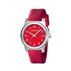Zegarek Wenger Field Color 01.0441.142  kolor czerwony