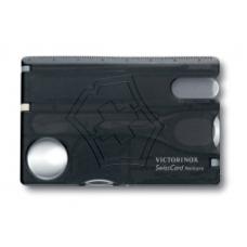 Victorinox SwissCard Nailcare  kolor czarny