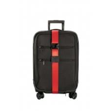 Pas na bagaż Victorinox LUGGAGE STRAP, czerwony  kolor czerwony
