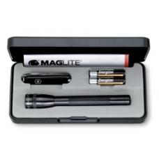 Zestaw Victorinox Mini Maglite AAA LED  kolor czarny