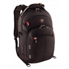 Plecak Wenger Gigabyte 15`, czarny  kolor czarny