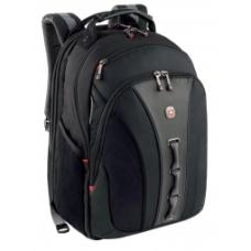 Plecak Wenger Legacy 16`, czarny/szary  kolor czarny