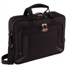 Torba na laptopa Wenger Prospectus 16`, czarna