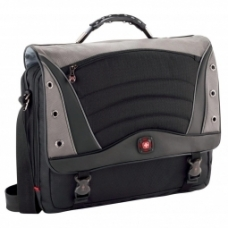 Wenger SATURN 17` messenger bag 27488140  kolor czarny