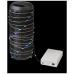 Aktywowany dźwiękiem, 50-elementowy sznur lampek LED Pulse
