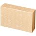 Bambusowy/materiałowy bezprzewodowy powerbank Future 6000 mAh