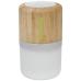 Bambusowy głośnik Bluetooth® Aurea z podświetleniem