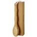 2-funkcyjna bambusowa szczotka prysznicowa Orion