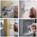 Uchwyt higieniczny w formie breloka