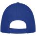 6-panelowa bawełniana czapka Drake z daszkiem typu trucker cap