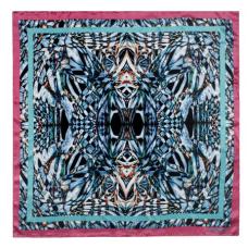 Apaszka duża Ungaro `Simmetria`  kolor multicolor