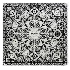 Apaszka Ungaro `Goccia`  kolor czarny