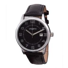Zegarek Ungaro Ezio Black, kolor czarny