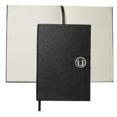 Notes A5 Ungaro Simply U, kolor czarny