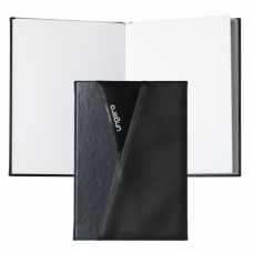 Notes A6 Ungaro Lapo, kolor czarny