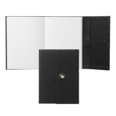 Notes A6 Ungaro Alba  kolor czarny