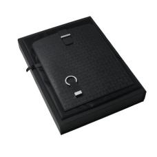 Zestaw Ungaro pendrive  + etui na iPada seria Uuuu Homme, kolor czarny